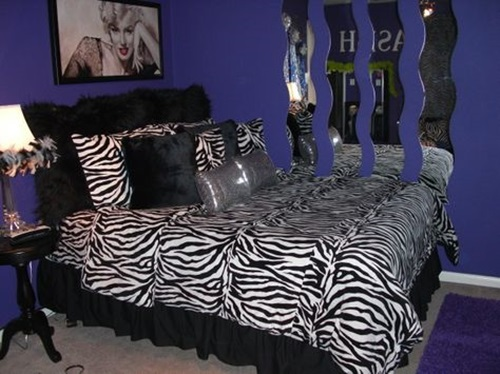 stunning zebra theme rooms decorating ideas interior design 17905 | stunning zebra theme rooms decorating ideas 1