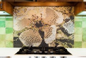 Creative Ideas for Your Kitchen Back splashes