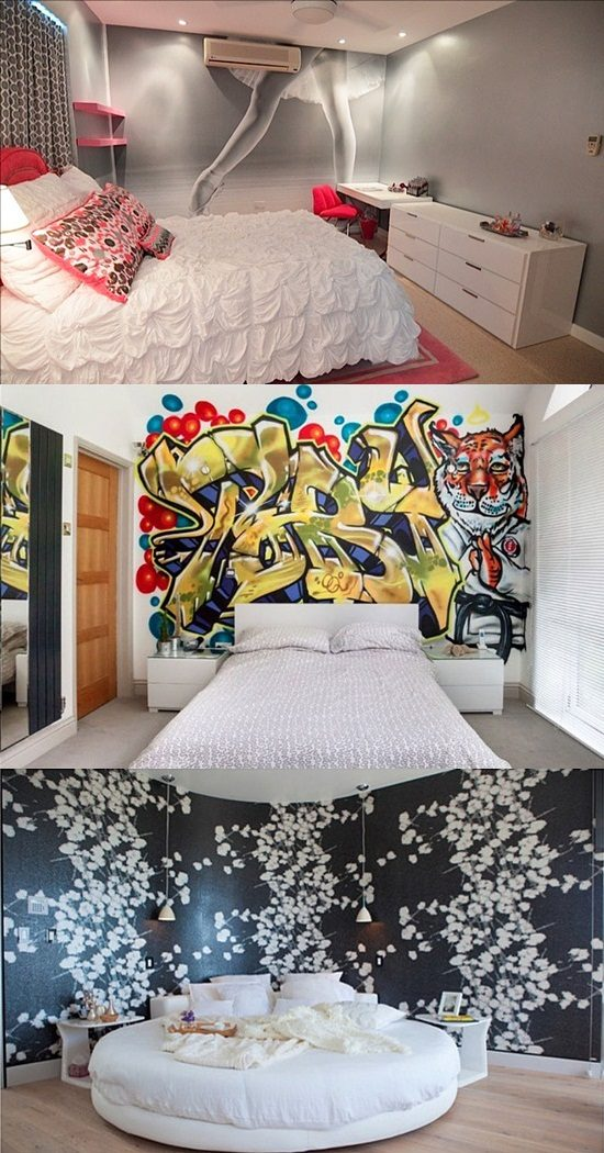 3 Great if Simple Ideas for Painting a Teen's Room