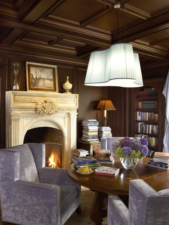 Add glamour to any room by nice lamp shades