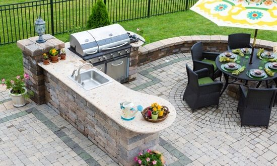 Attractive garden furniture for enjoying summer in your outdoor area