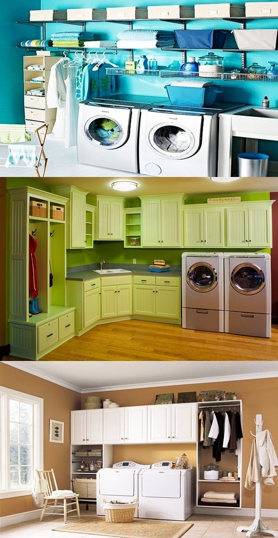 Awesome and Inspiring Washing Machine Designs