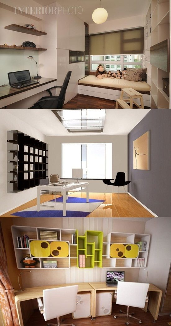 Creative Study Room Design Ideas