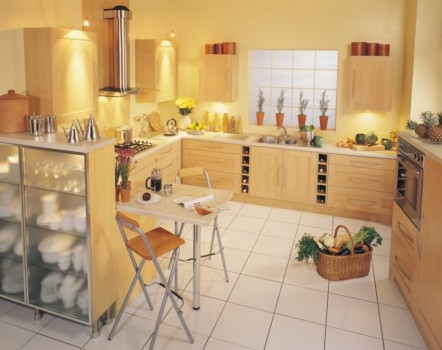 Design your stylish kitchen