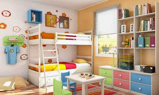 Fabulous kid's room accessories