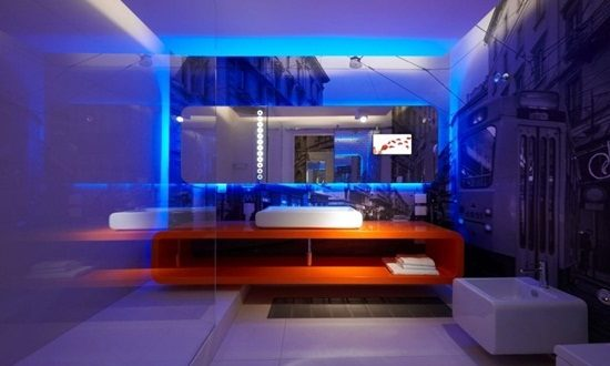 Have a decorative appearance and great looking furniture by LED lighting