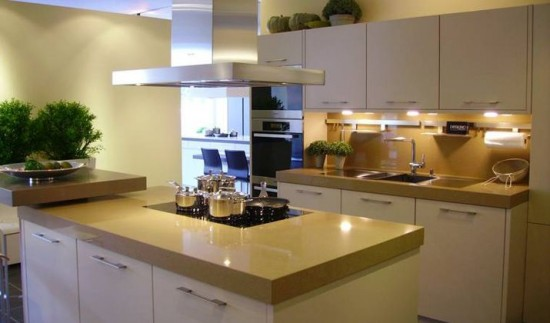 Material of Kitchen Worktops