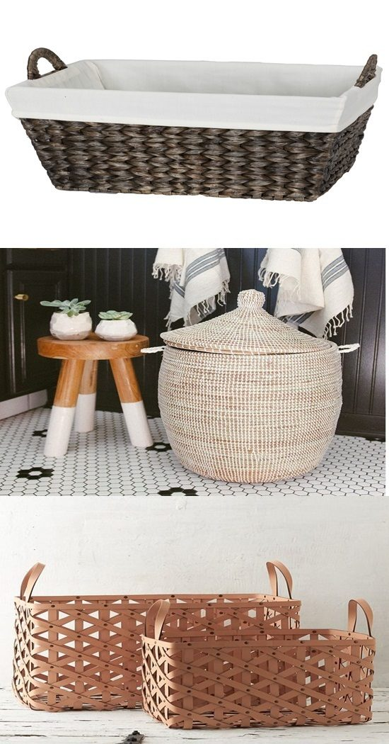 Practical baskets storage for your own good