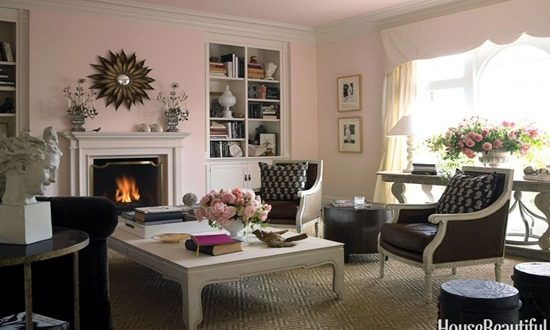 Simple tips to renovate your living room with spring inspiration