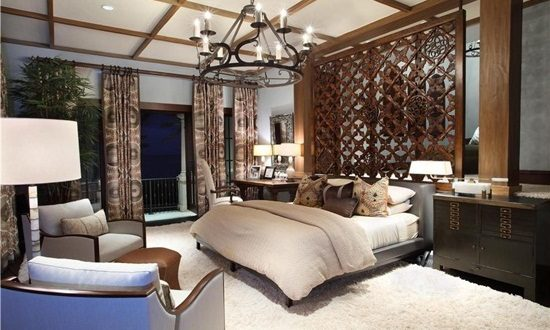 What about beatify your personal bedroom with unique designs