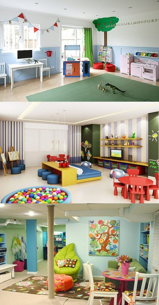Whimsical Ideas to Design Your Kids' Playroom