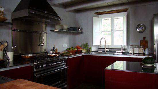 kitchen with Italian feel