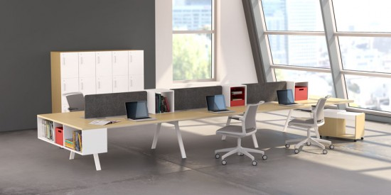 modular office furniture is