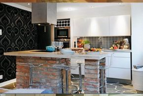 Amazing furniture ideas for a small kitchen design