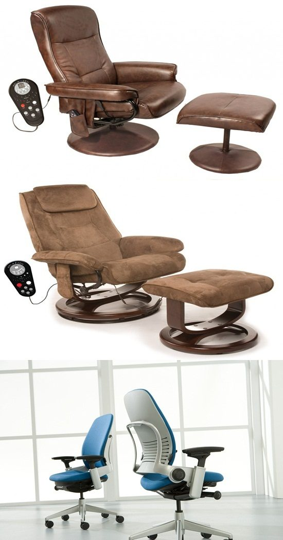 Comfortable and relaxing adjustable furniture for keeping you healthy