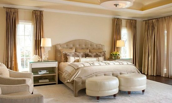 charming romantic luxury master bedroom designs | Enhance your bedroom with a warm and charming romance ...