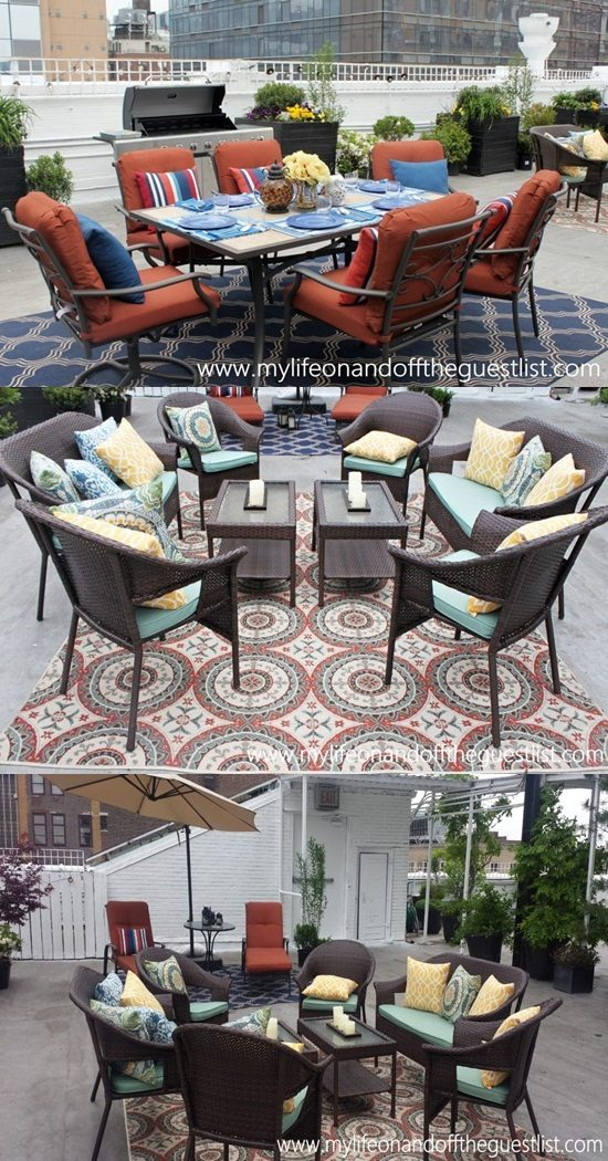 Enhance your outdoor area with sturdy and elegant furniture