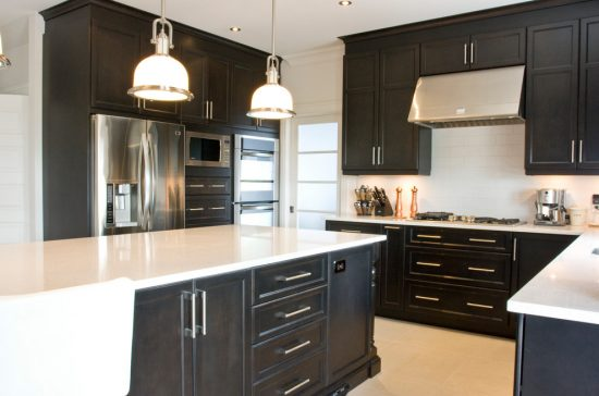 How to Choose the Shape of Your Kitchen Cabinets Professionally inspired from Audacia Design Downsview Kitchens