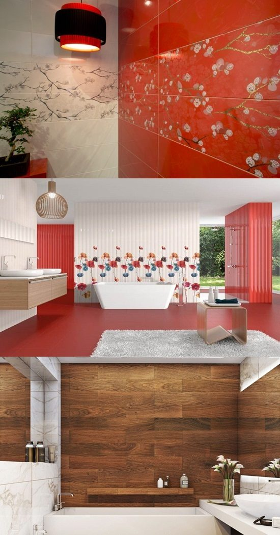 Innovative Ways to Create a Theme in Your Kitchen and Bathroom Using Tiles with t
