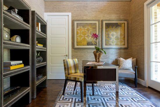Interesting Artwork Options for Your Modern Home Inspired from Barbara Gilbert Interiors