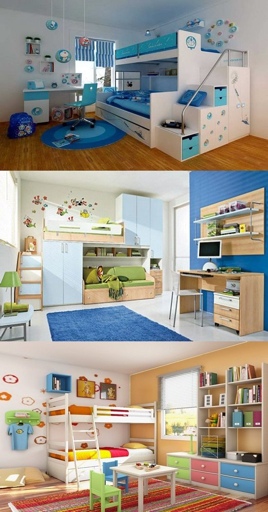 Know more about Children Bedroom Decorating ideas and tricks