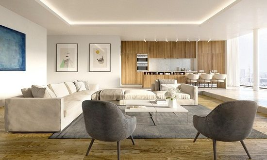 Modern Accent Color Touches to Provide Your Home a Breathtaking Look Inspired from Art D