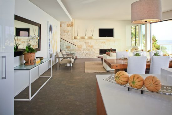 Peaceful Modern Beach House Design Tricks through the Designs of Brittney Fischbeck