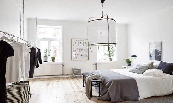 Pick your ideal minimalist bed for an elegant modern room