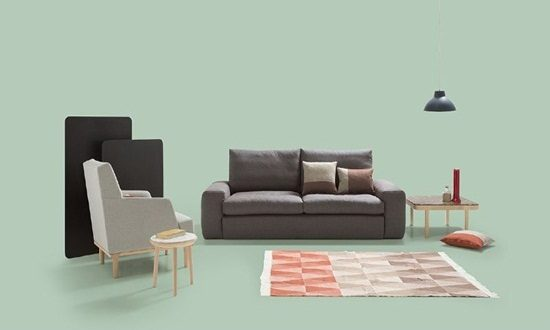 Practical Reading Furniture Collection with coziness and joyful feel