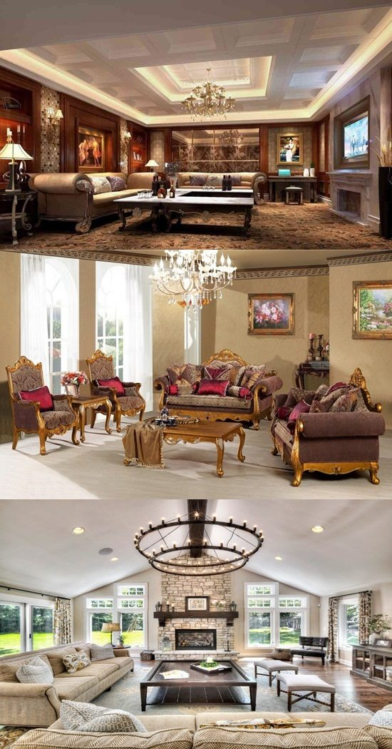 The Best Ways to Create Classic and Primitive Homes with a Modern Touch by the Artistic Designs for Living