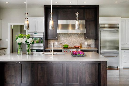 your kitchen elegant look with perfectly designed cabinet