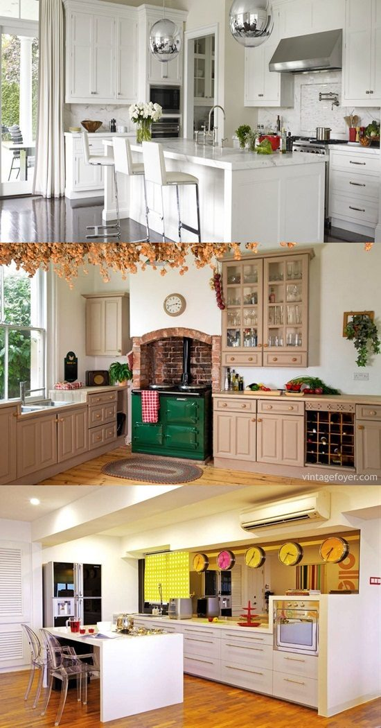 Enhance your kitchen elegant look with perfectly designed cabinet