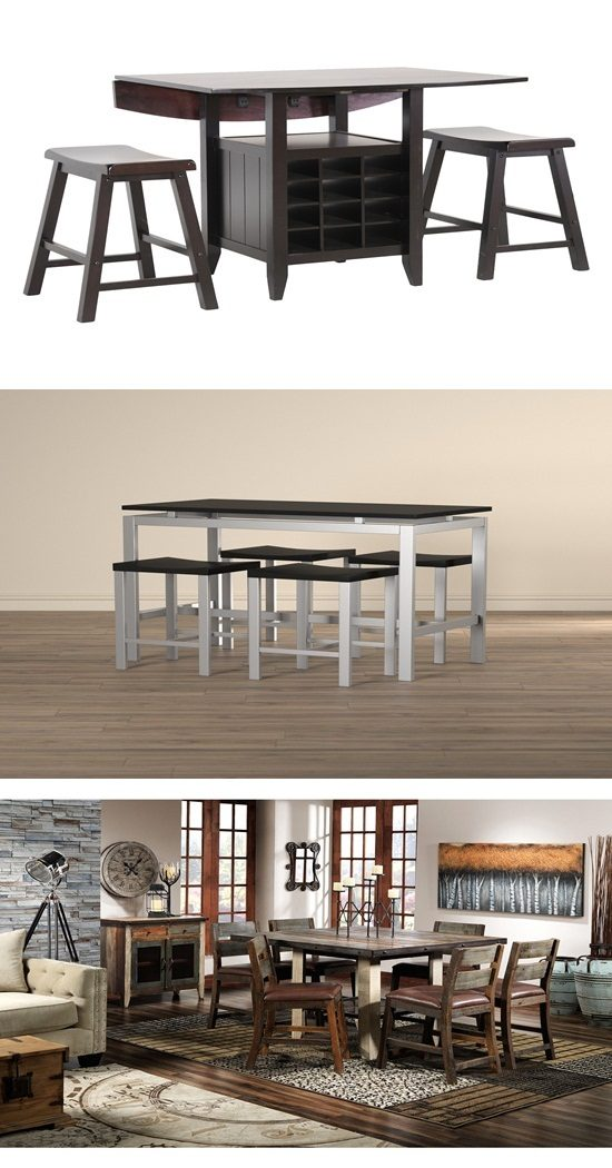 Enhance your working area with a suitable Bar furniture