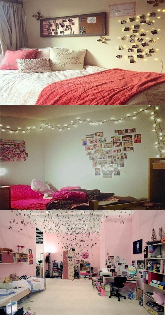 Have fun when decorating your dorm room within your budget