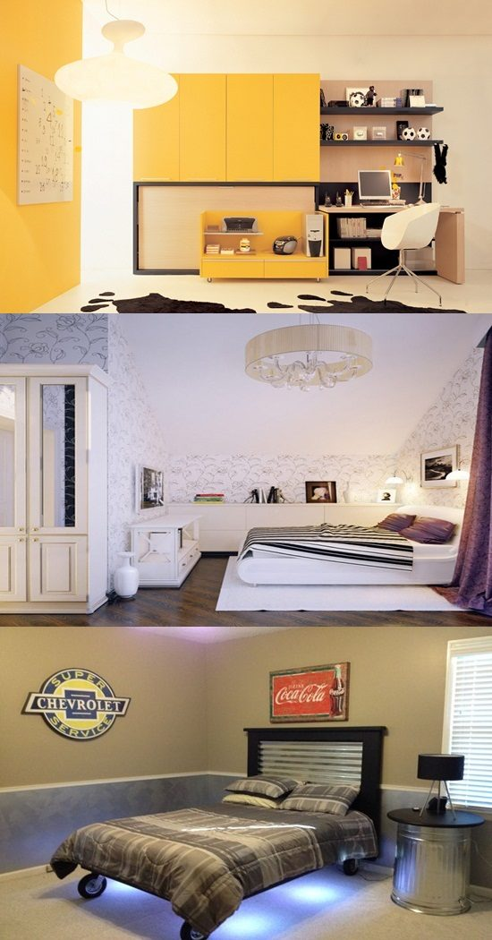 How to create a cool and wonderful teen room to please your teen kid