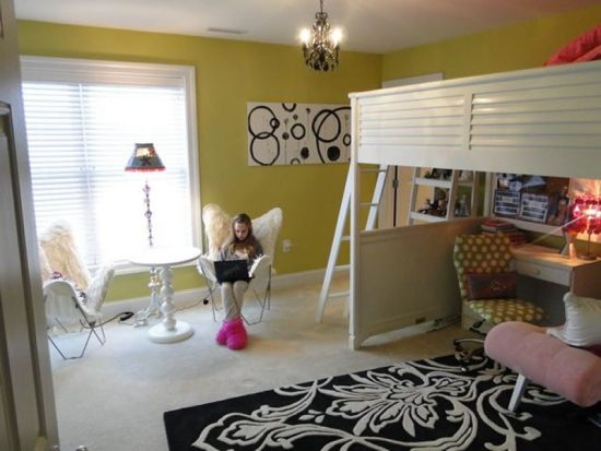 Decorative Kid-friendly Ideas by Cure Design Group You Can Apply in Your Existing Home