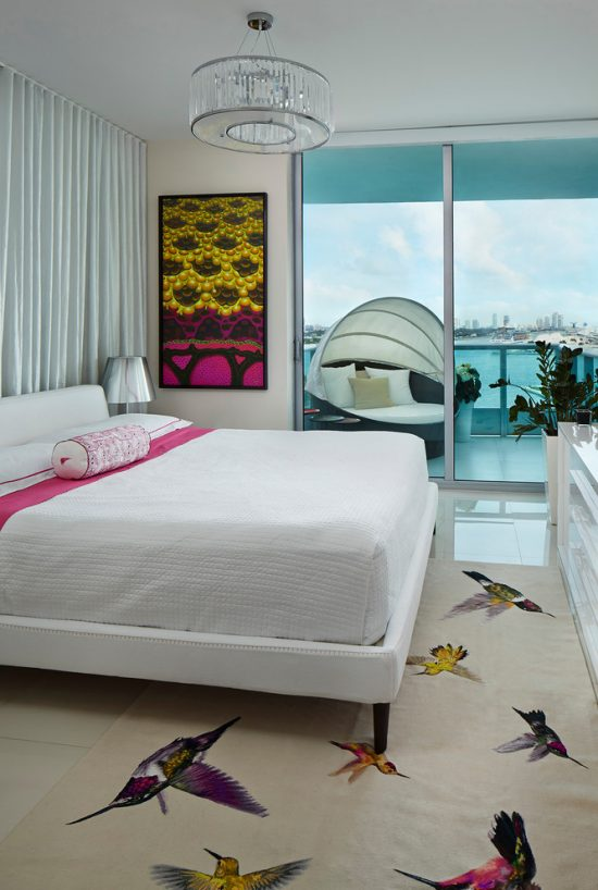 Futuristic Home Decor and Finishes Inspired by the Designs of Britto Charette Interiors