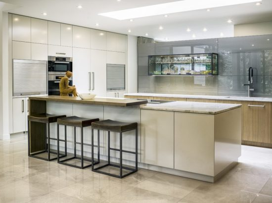Ultramodern Kitchen Design Ideas Inspired by the Works of Denca