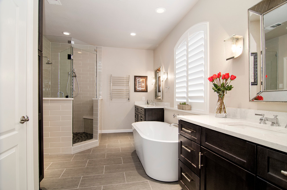 Professional Inspirations for Your Upcoming Bathroom Remodel by Chad Hatfield