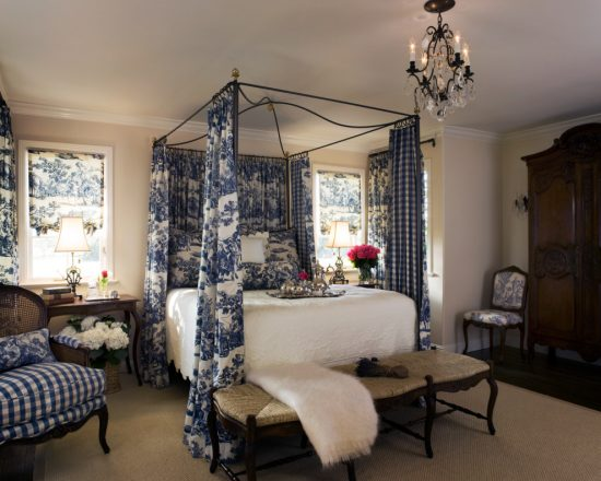 Romantic Bedroom Ideas Inspired from Jona Collins Interior Design
