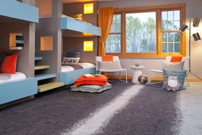 Trendy and Gender-Friendly Kids Room Ideas Inspired from the Projects of Rena Feldman