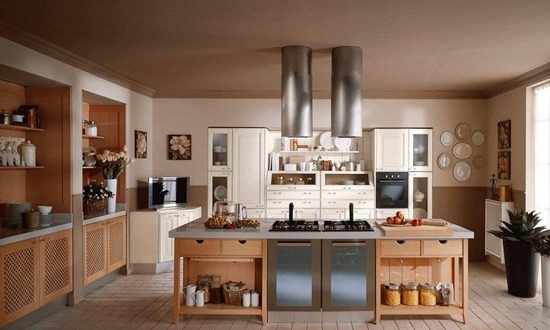 Amazing Stove Designs For Contemporary Kitchens Interior