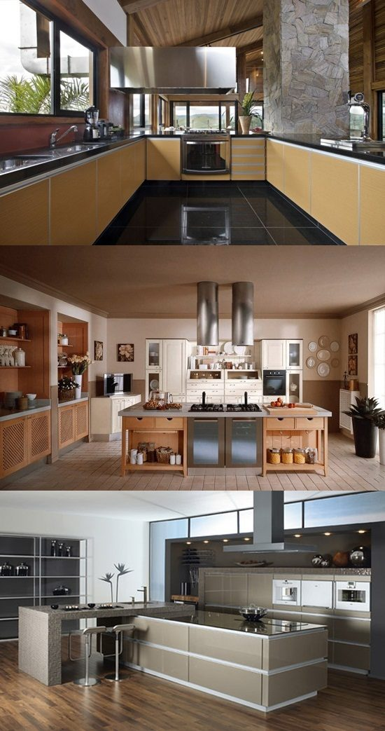 Amazing Stove Designs for Contemporary Kitchens