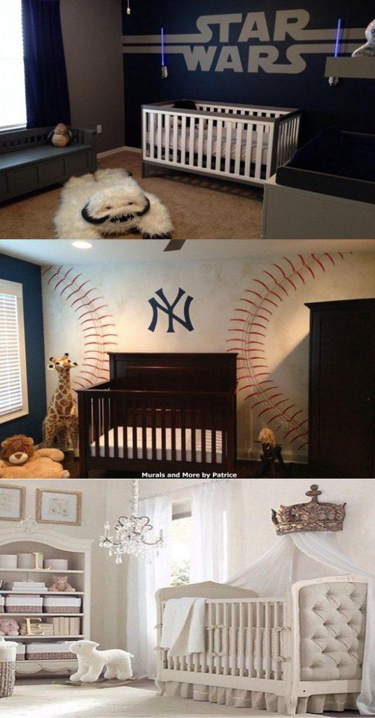 Creative Baby Nursery Ideas To Please Your Little
