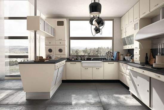 Enhance your kitchen look and functionality with a modern design