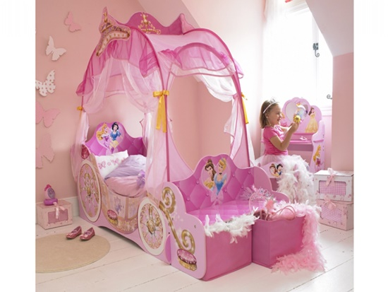 Get Some Cool Design Ideas for your Little Princess Bedroom