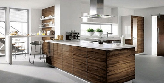 Glamorous modern kitchen design with your taste