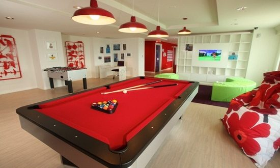 Have fun and get a Modern Billiard Table for your game room