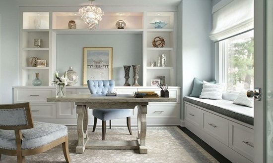 Inspiring Color Choice Techniques by Jennifer Pacca Interiors