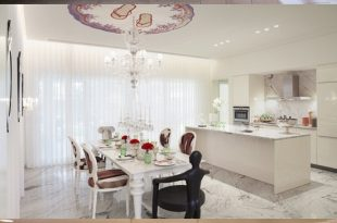 Stylish Kitchen Design Ideas with Dining Areas Inspired from the Designs of Classic Kitchen and Bath